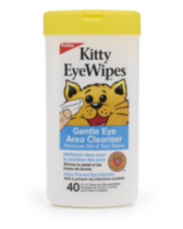 Kitty Eyewipes - 40 unités
