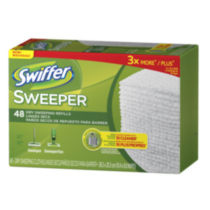 Swiffer® Sweeper Unscented Dry Cloths