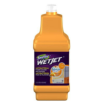 Swiffer WetJet Antibacterial Floor Cleaner with Febreze Fresh Scent - Citrus & Light