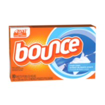 Bounce Fresh Linen Scent Fabric Softener Sheets