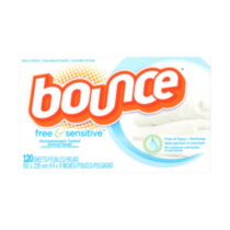 Bounce Sheet Free & Sensitive