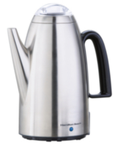 Hamilton Beach 12-Cup Percolator with Detachable Cord- 40619C