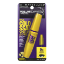 Maybelline Mascara Volum'Exp Colossal Classic Black