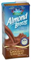 Boisson - Blue Diamond Almond Breeze, chocolat