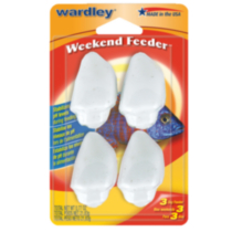 Wardley Weekend Feeder
