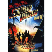 Starship Troopers / Starship Trooper 2: Hero Of The Federation / Starship Troopers 3: Marauder (Bilingual)