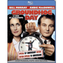 Groundhog Day (15th Anniversary Special Edition) (Blu-ray) (Bilingual)