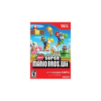 New Super Mario Bros pour Nintendo Wii