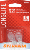 921LL Long Life automotive miniature bulb 2 pack