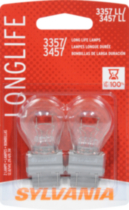 3357/3457LL Long Life automotive miniature bulb 2 pack
