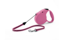 flexi-World's Original Retractable Dog Leash Rose XS-S