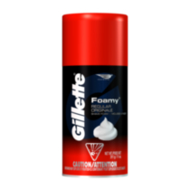 Gillette Foamy Regular Shave Foam