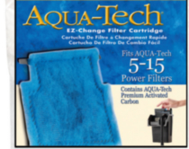 AquaTech 5-15 Filter Cartridge 3 pack