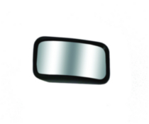 "1.25"" x 2.25"" Stick-On Convex Mirror"