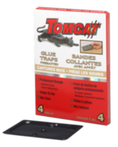 Tomcat Mouse Glue Trap 4pk