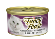 Purina Fancy Feast Grilled Chicken Feast™ Cat Food