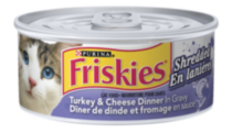 Purina Friskies® Shredded Turkey & Cheese in Gravy Cat Food