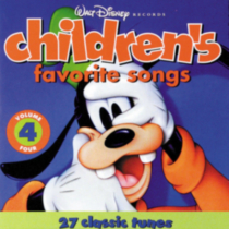Walt Disney Records - Disney Children's Favorites Songs, Vol. 4