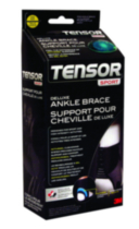TENSOR™ Sport Ankle Brace - Adjustable size