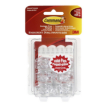 Command™ Mini Hooks Value Pack