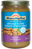 MaraNatha Almond Butter, Raw