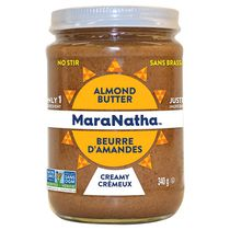 MaraNatha Almond Butter, Roasted Creamy, No Stir