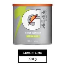 Gatorade Powder Lemon Lime