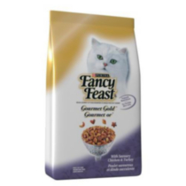Purina Fancy Feast Gourmet Gold™ with Savoury Chicken & Turkey Cat Food