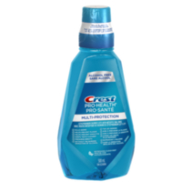 Crest Pro-Health Multi-Protection Antiseptic Refreshing Clean Mint Mouthwash
