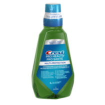 Crest Pro-Health Multi-Protection Antiseptic Cool Wintergreen Mouthwash