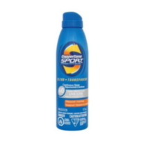 Coppertone Sport¨ Sunscreen Clear Continuous Spray - SPF 60