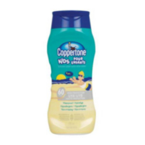 Coppertone Kids' Sunscreen Lotion - SPF 60