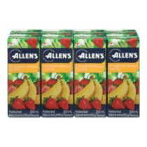 Allen's Strawberry - Banana