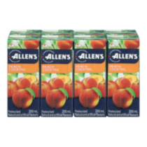 Allen's Peach Cocktail