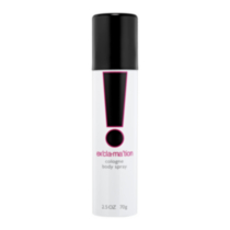 Exclamation Cologne Body Spray