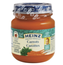 Heinz Beginner Carrots Baby Food