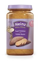 Heinz Junior Sweet Potatoes Puree