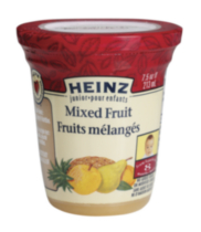 Heinz Junior Mixed Fruit Bowl