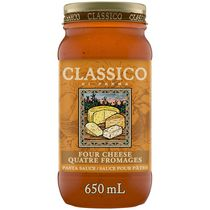 Classico Four Cheese Pasta Sauce