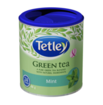 Tetley Mint Green Tea