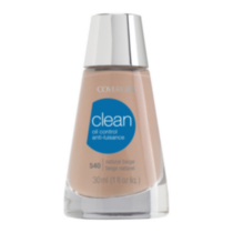 Cover Girl Clean Oil Control Liquid Makeup 540 Natural Beige