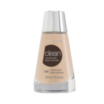 Cover Girl Clean Liquid Makeup Foundation Classic Beige
