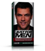 Just for Men H-45 Dark Brown Shampoo-in Haircolour