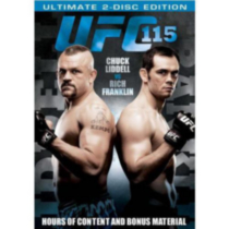UFC 115: Liddell Vs. Franklin (2-Disc) (Ultimate Edition)
