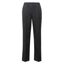 George Classic Ladies Polyester Pull-On Pant Black XL
