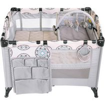 Baby Cargo Plush + Play Premier Nursery + Portable Playard