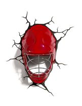 3DLightFX Veilleuse 3D - « Masque de hockey »