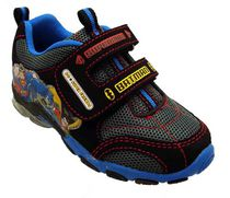 DC Super Friends Toddler Boys' Athletic Shoe with Lights 9