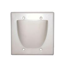 Digiwave Bulk Cable Pass Through Wall Plate (DGA63002)