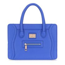 Sac à main Charleston de Sandy Lisa pour iPad Air2 en bleu